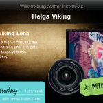 Helga Viking Lens