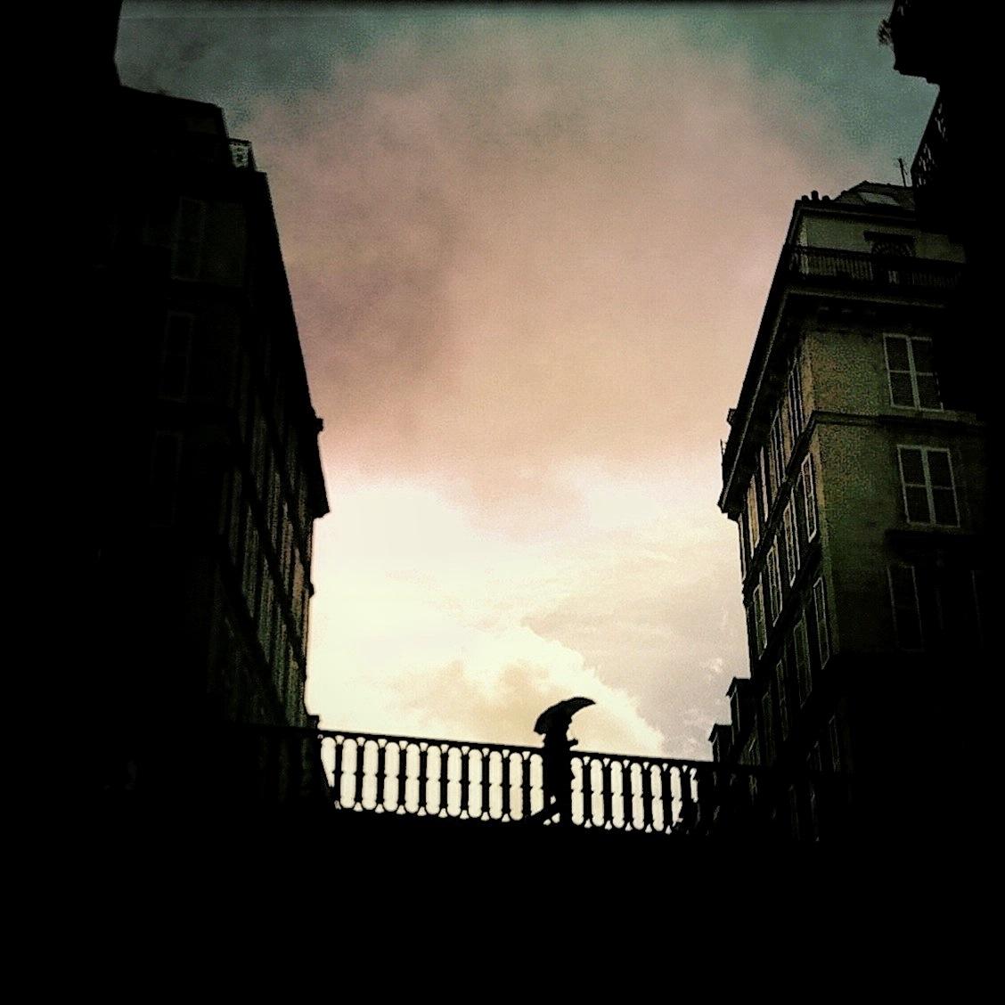 Un jour de soleil et de pluie
