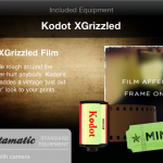 Kodot XGrizzled Film