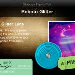 Roboto Glitter