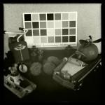 Roboto Glitter Lens - Claunch 72 Monochrome Film -3940