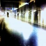 tunnel lumineux