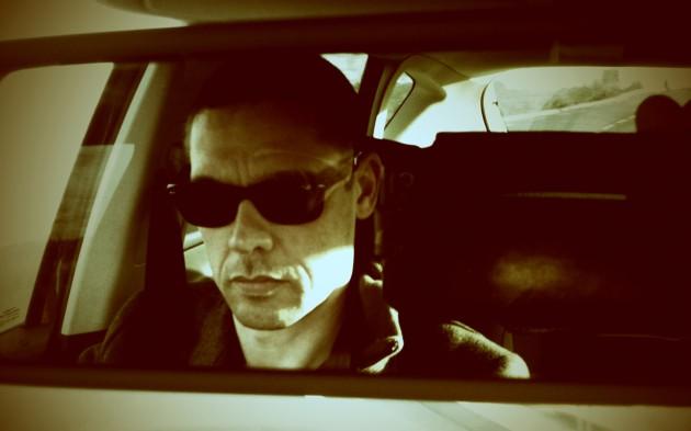 Autoportrait d'un chauffard