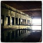 Bordeaux - Le bassin à flot - L'ancienne base sous-marine
