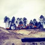 Les grands chantiers