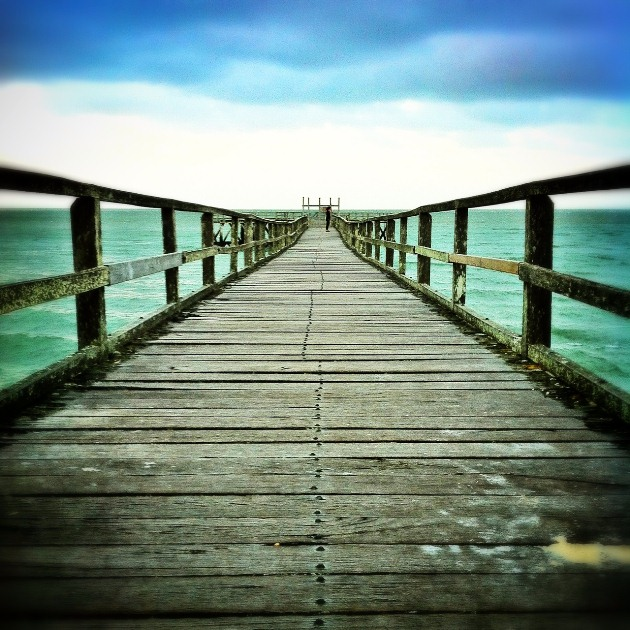 ~Happy Ending Pier~