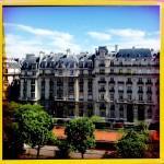 paris, architecture, sun, soleil